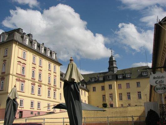 Schloss Wittgenstein Cafe Bad Laasphe